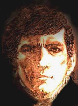 Jonathan Frid by ShadeOPale